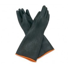 "Heavy Duty 18"" Latex Glove"