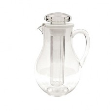 Water Pitcher With Ice Tube